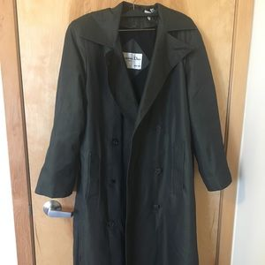 Christian Dior trench coat w/ wool lining